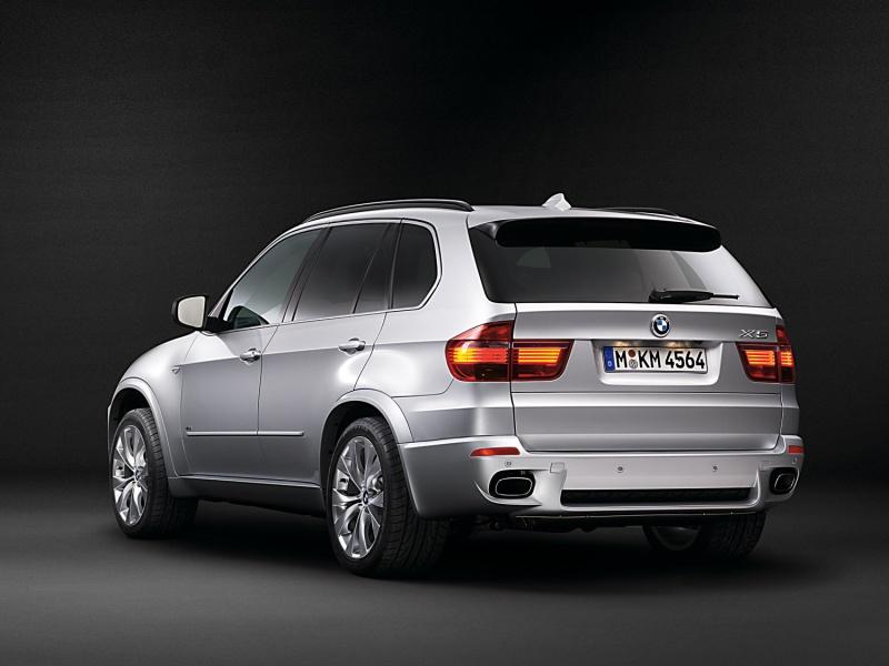 BMW X5M (БМВ Х5М). Фотографии, характеристики, цены.