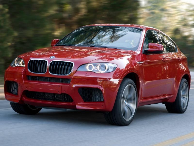 BMW X6M (БМВ Х6М). Фотографии, характеристики, цены.